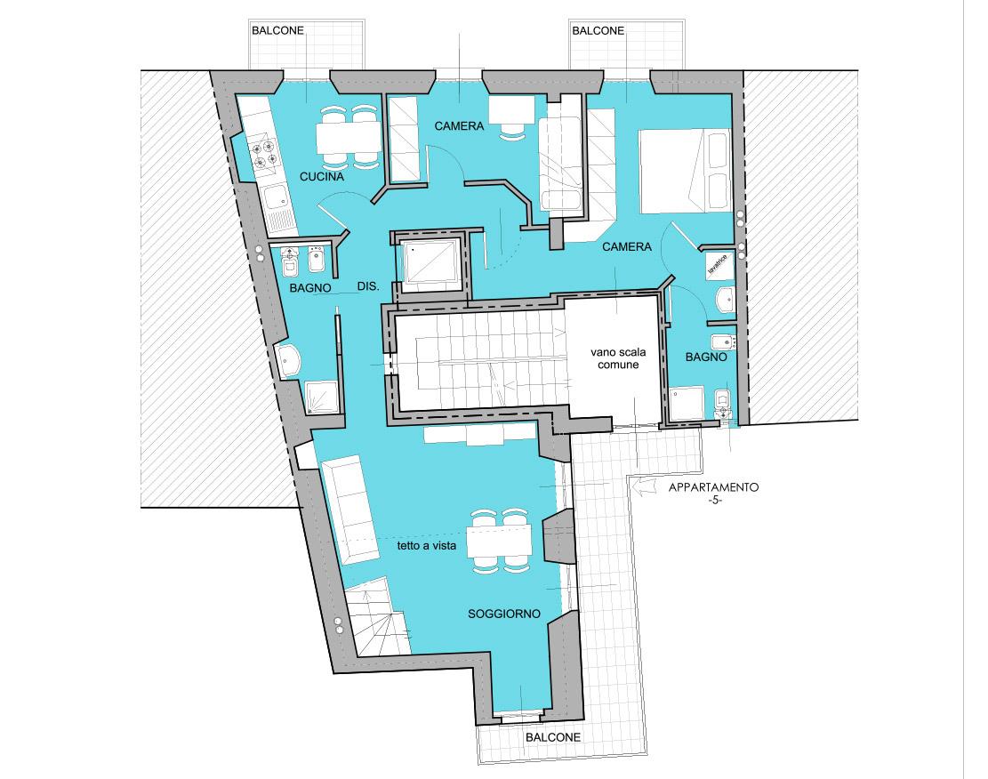 Appartamento 5+6