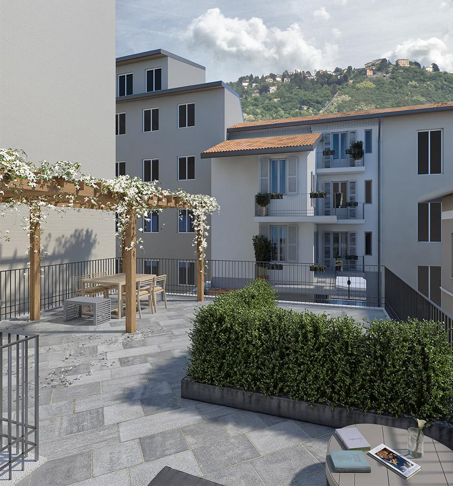 Terrazzo appartamento 2