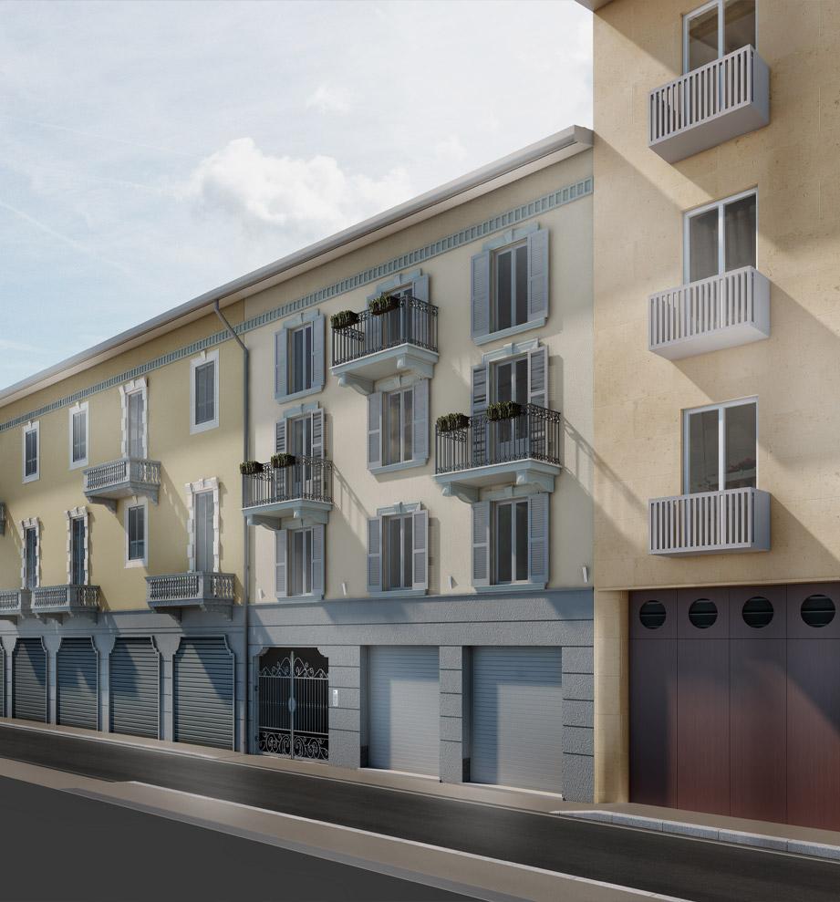 Progetto Residenza La Martina
