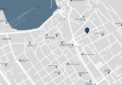Pin mappa Residenza