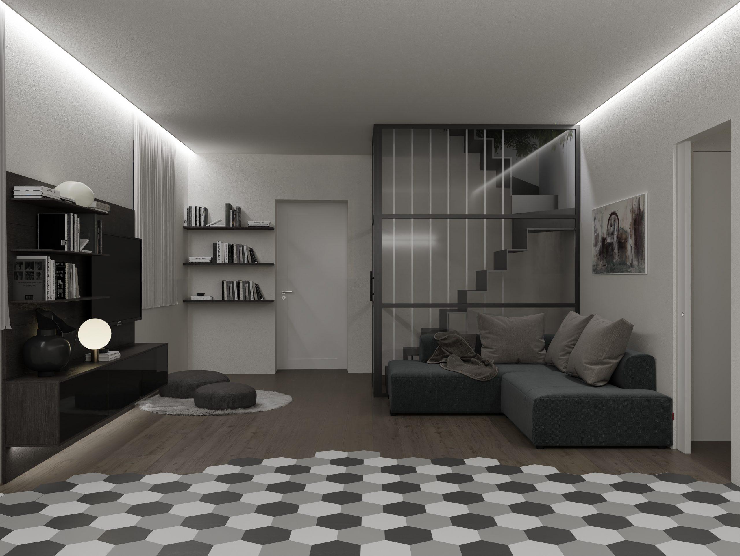 Salotto appartamento 2